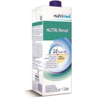 Nutri Renal Sabor Baunilha 1L
