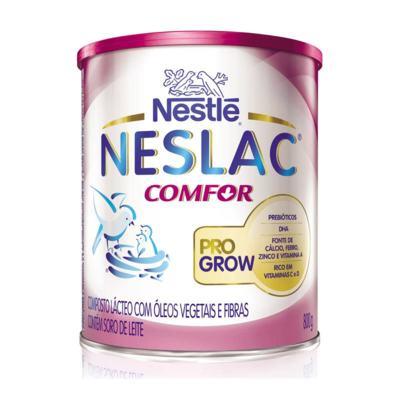 Imagem 11 do produto Composto Lácteo Neslac Comfor - lata, 800g -
