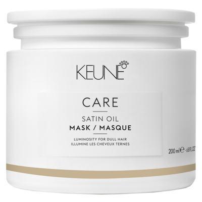 Imagem 1 do produto Keune Care Satin Oil Mask Máscara de Hidratação - 200ml