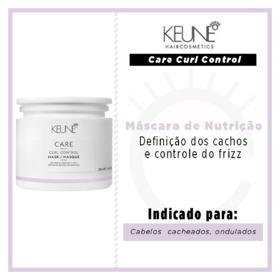 Keune Care Curl Control Mask Máscara de Nutrição - 200ml