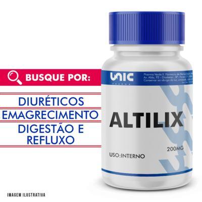 Imagem 1 do produto Altilix 200mg detox em cápsulas - 120 Cápsulas