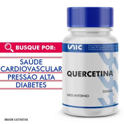 Imagem 1 do produto Quercetina 500mg - 90 Cápsulas