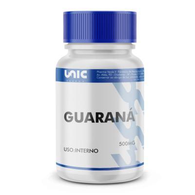 Imagem 2 do produto Guaraná 500mg - 90 Cápsulas