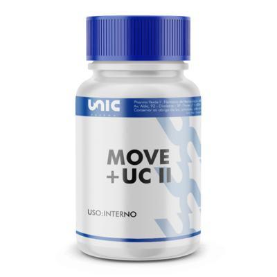 Imagem 2 do produto MOVE 100MG + UC II 40MG - 90 Cápsulas