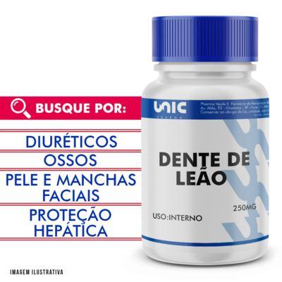 Imagem 1 do produto Dente de Leão 250mg - 120 Cápsulas