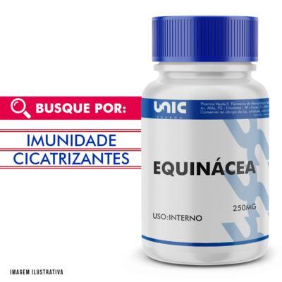 Imagem 1 do produto Equinácea 250mg - 120 Cápsulas