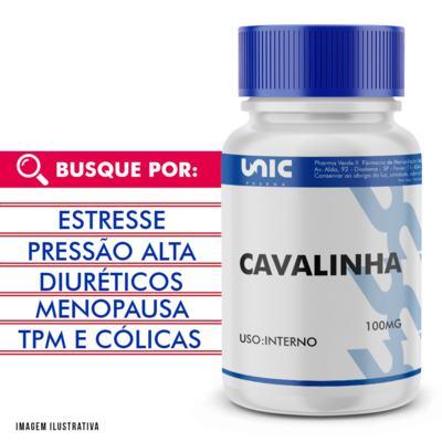 Imagem 1 do produto Cavalinha 100mg - 90 Cápsulas
