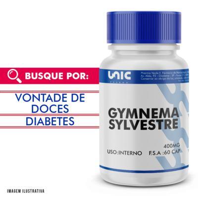 Imagem 1 do produto Gymnema sylvestre 400mg - 120 Cápsulas