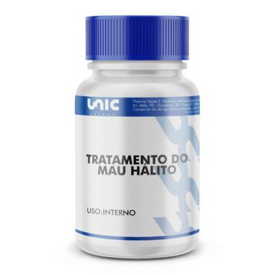 Imagem 2 do produto Composto auxiliar no tratamento contra mau hálito - 120 Cápsulas