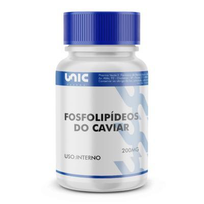 Imagem 2 do produto Fosfolipídeos do Caviar 200mg - 120 Cápsulas