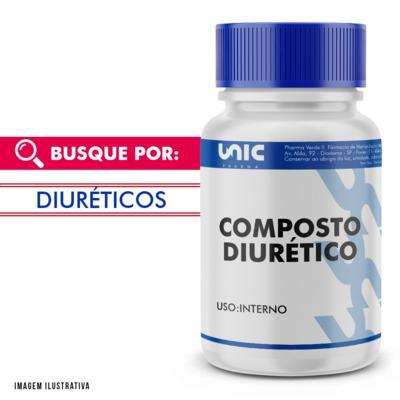 Imagem 1 do produto Composto Auxiliar na Diurése - 90 Cápsulas