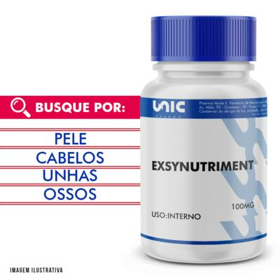Imagem 1 do produto Exsynutriment 100mg com selo de autenticidade - 90 Cápsulas