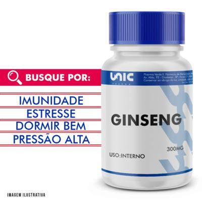 Imagem 1 do produto Ginseng 300mg Energético - 90 Cápsulas