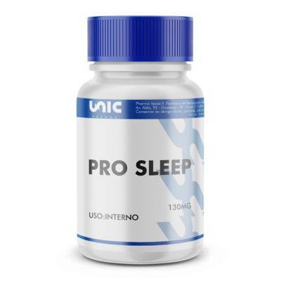 Imagem 2 do produto Pro Sleep 130mg com selo de autenticidade - 90 Cápsulas