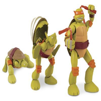 Tartarugas Ninja Pet To Turtle - BR415 - BR415