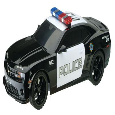 Imagem 1 do produto Carrinho De Controle Remoto Xq - Camaro Police Car - 1:18 - BR449 - BR449