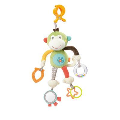Imagem 1 do produto Baby Fehn - Bichinho De Atividades Macaco - BR312 - BR312