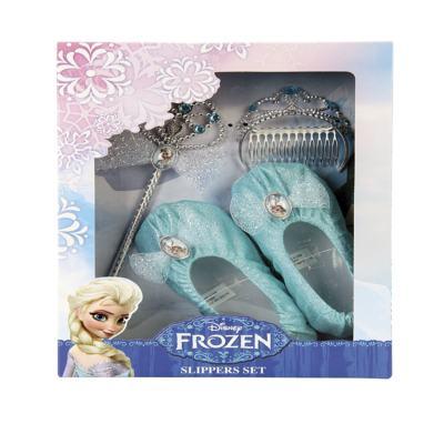 Acessórios Frozen - Sapatilhas, Coroa E Varinha - BR620 - BR620