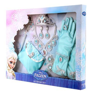 Imagem 1 do produto Frozen Acessórios Kit 12 Peças - BR617 - BR617