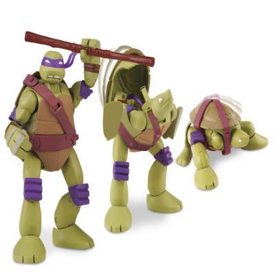 Imagem 2 do produto Tartarugas Ninja Pet To Turtle - BR415 - BR415