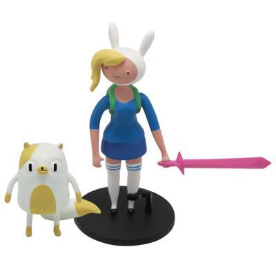 Imagem 2 do produto Adventure Time Figura 8Cm Multikids - BR128 - BR128