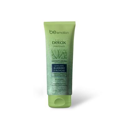 Sabonete Líquido Esfoliante Facial Full Detox