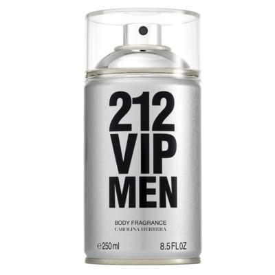 212 Vip Men Carolina Herrera - Body Spray - 250ml