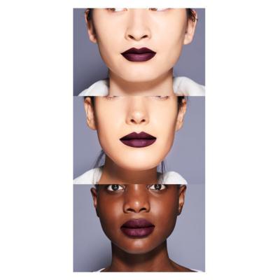 Imagem 4 do produto ModernMatte Powder Shiseido - Batom Matte - 524 Dark Fantasy