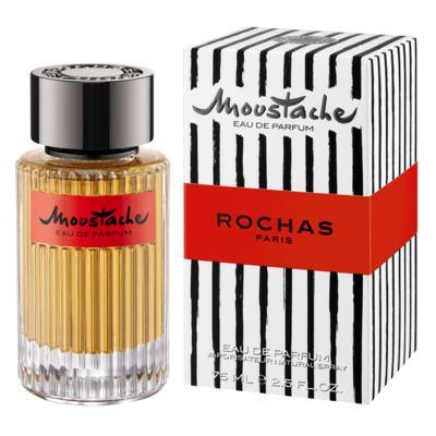 Imagem 2 do produto Moustache Rochas - Perfume Masculino - Eau de Parfum - 75ml