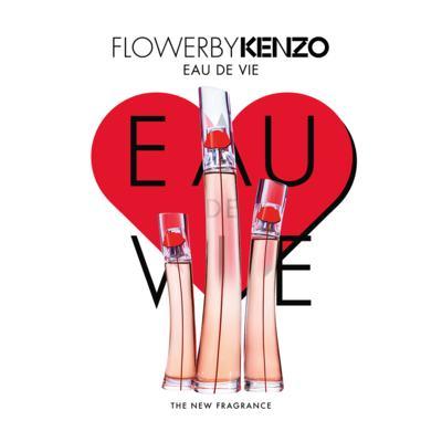 Imagem 3 do produto Flower by Kenzo Eau de Vie Kenzo Perfume Feminino - Eau de Parfum - 50ml
