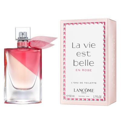 Imagem 2 do produto La Vie Este Belle En Rose Lancôme Perfume Feminino - Eau de Toilette - 50ml
