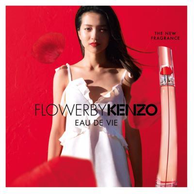 Imagem 4 do produto Flower by Kenzo Eau de Vie Kenzo Perfume Feminino - Eau de Parfum - 30ml