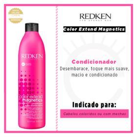 Redken Color Extend Magnetics - Condicionador - 500ml