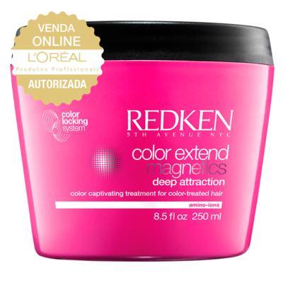 Imagem 1 do produto Redken Color Extend Magnetics Deep Attraction - Máscara Capilar - 250ml