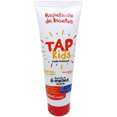 Imagem 1 do produto Repelente Tap Kids Loção Cremosa 100ml