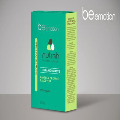 Imagem 2 do produto Sabonete Ultra Hidratante Corporal Nutrah Be Emotion