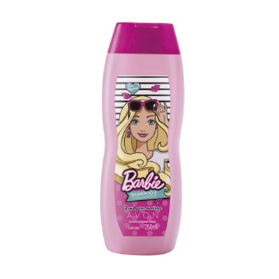 Barbie Shampoo e Condicionador 2 em 1 250ml