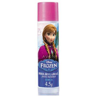 Brilho Labial Cereja Disney Frozen Anna