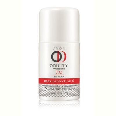 Imagem 1 do produto Desodorante Roll-on On Duty Máxima Proteção Feminino 75ml - 75mL