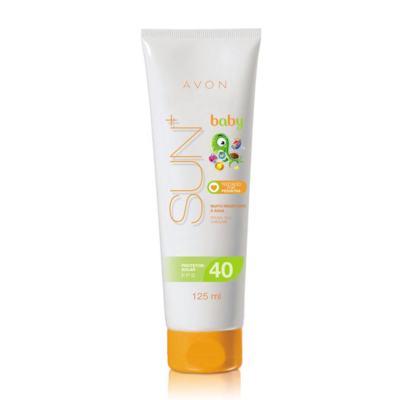 Imagem 1 do produto Avon Sun + 360 Protetor Solar Baby FPS40 -