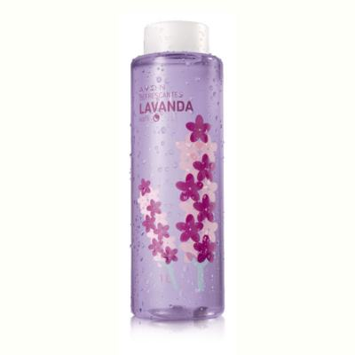 Colônia Deo Desodorante Avon Refrescantes Lavanda 1L