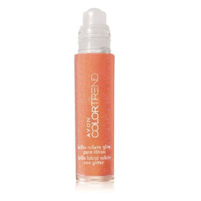 Imagem 1 do produto Gloss com Glitter Rollette Color Trend 5,5ml