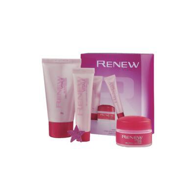 Imagem 1 do produto Minikit de Tratamento Anti-Idade Renew Vitale 25+