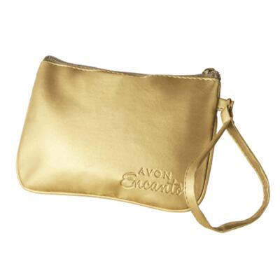 Imagem 1 do produto Bolsa de Mão Dourada Surpreendente