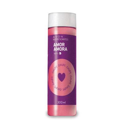 Imagem 2 do produto Colônia Refrescantes Amor Amora - 300ml -