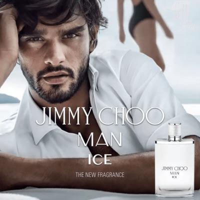 Imagem 3 do produto Jimmy Choo Man Ice - Perfume Masculino - Eau de Toilette - 100ml