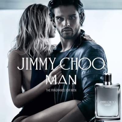 Imagem 3 do produto Jimmy Choo Man Jimmy Choo - Perfume Masculino - Eau de Toilette - 100ml
