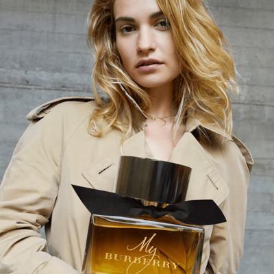 Imagem 8 do produto My Burberry Black - Perfume Feminino - Eau de Parfum - 90ml