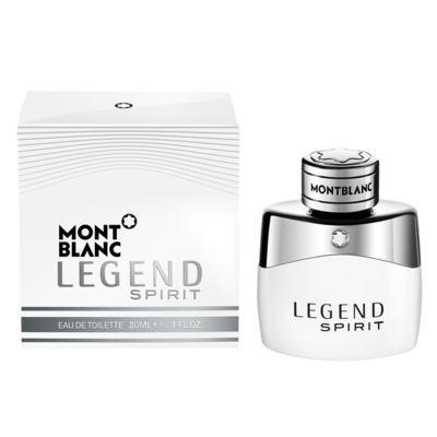 Imagem 2 do produto Legend Spirit Montblanc - Perfume Masculino - Eau de Toilette - 30ml