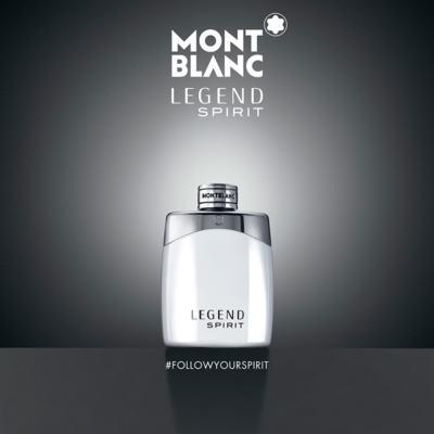 Imagem 3 do produto Legend Spirit Montblanc - Perfume Masculino - Eau de Toilette - 30ml